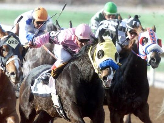 If Lincoln County voters reject passage of a Business Retention gross receipts tax in a Sept. 21 mail-in election, track owner R. D. Hubbard could choose to select a site beyond the 80-mile limit from Sunland Park Race Track.