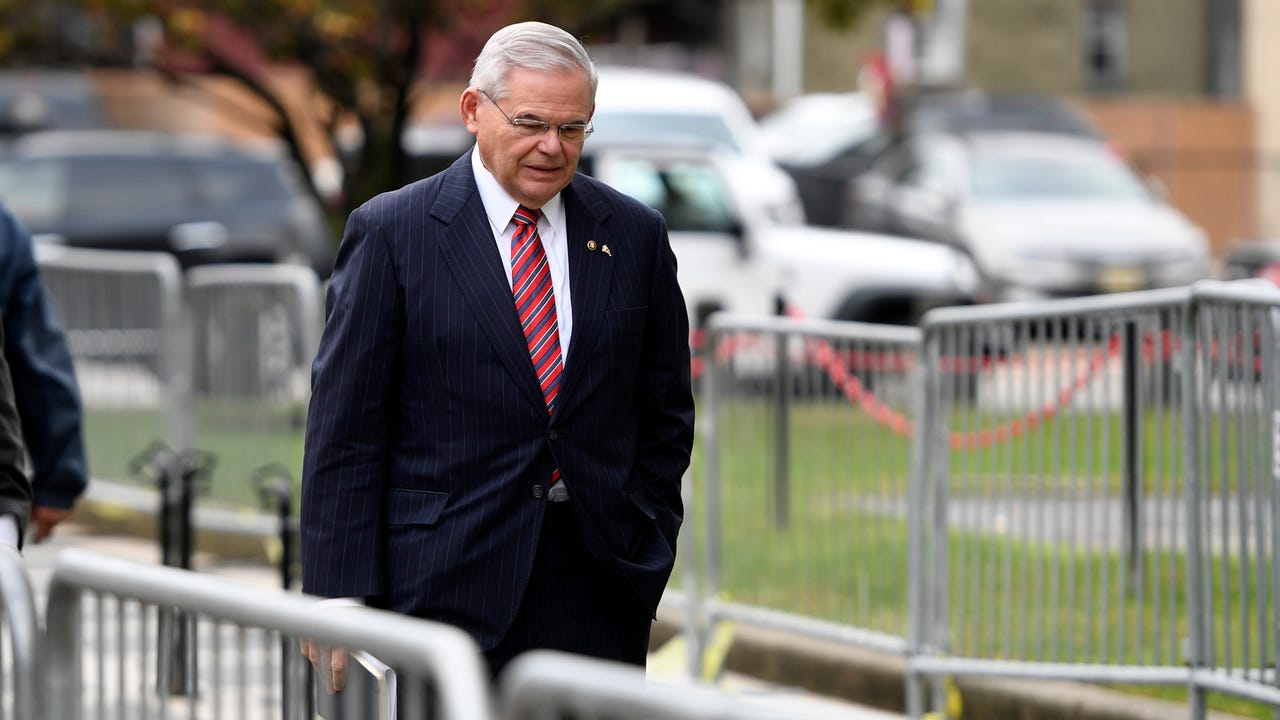 Video: Sen. Bob Menendez trial jury is deadlocked