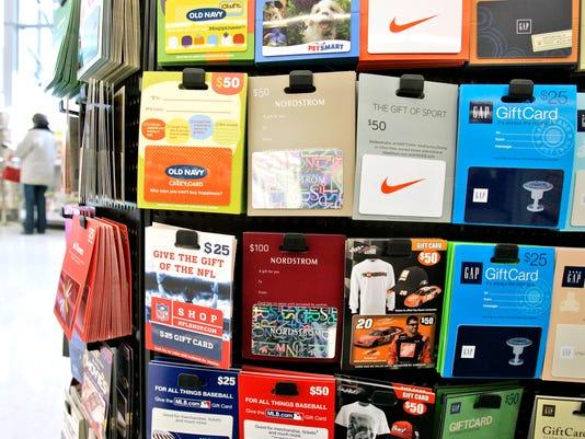XXX RETAIL SALES_GIFT CARDS.JPG F A USA NE