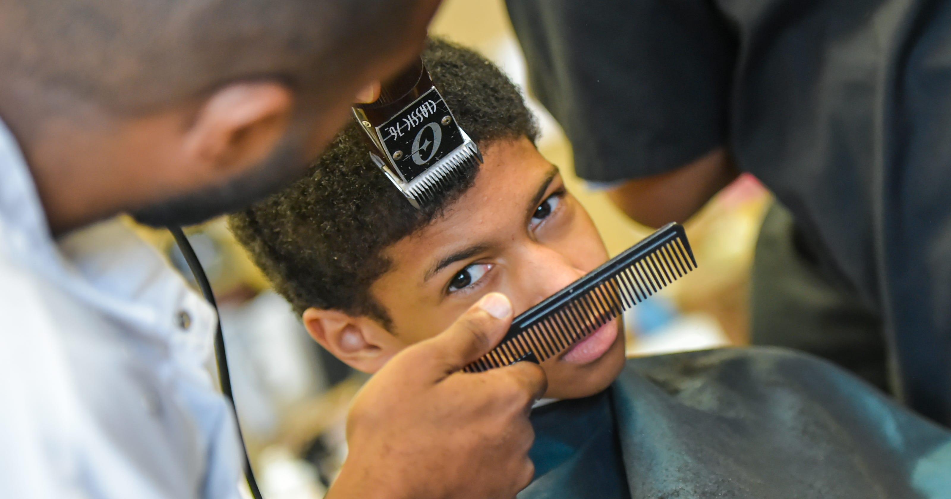Kids Can Get Free Supplies Haircuts At Annual Back To School Event
