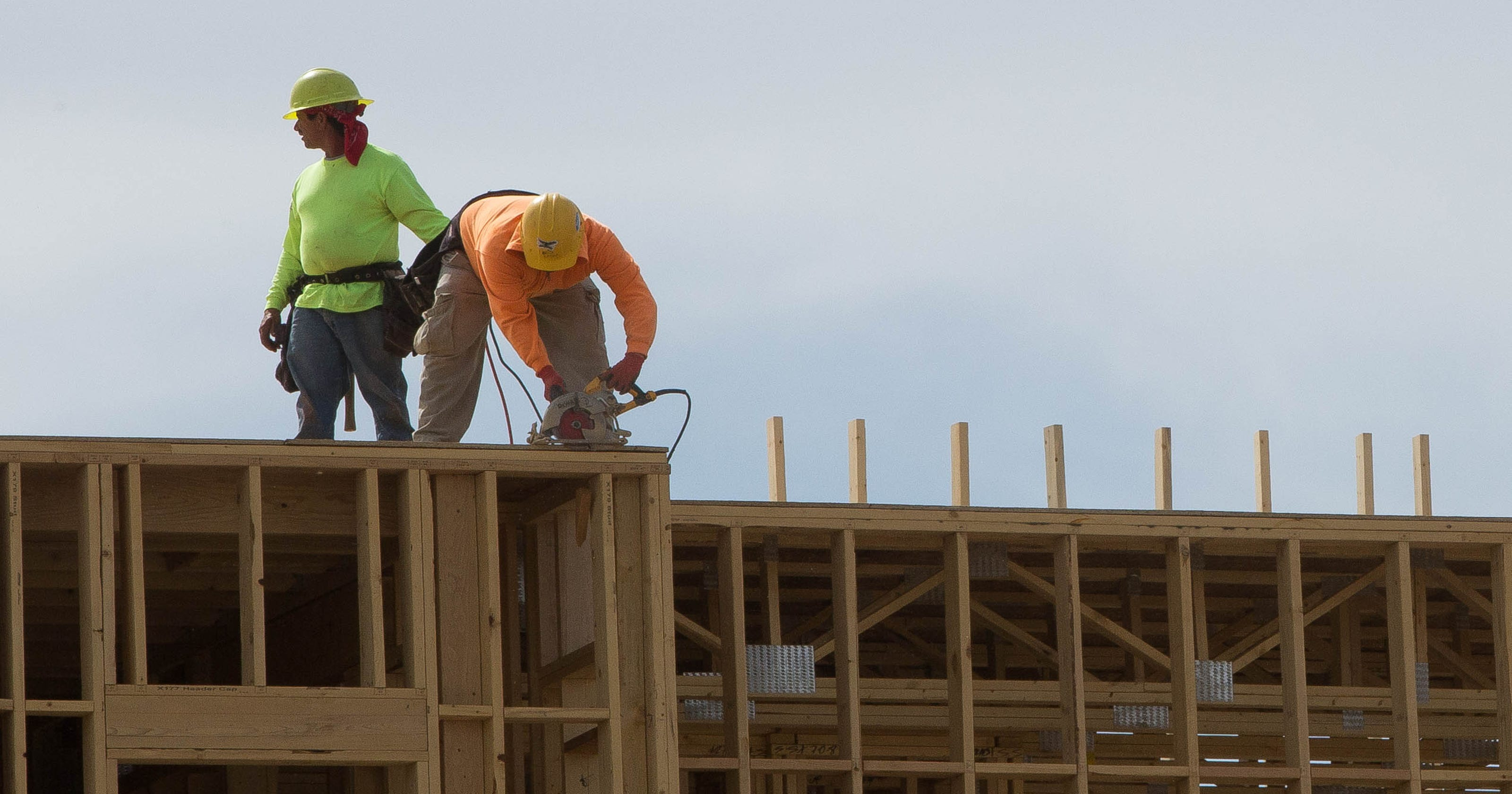 Construction jobs in New Mexico has reached highest growth since 2009