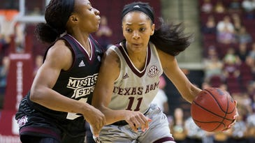 No. 3 Mississippi State beats No. 23 Texas A&M 72-67