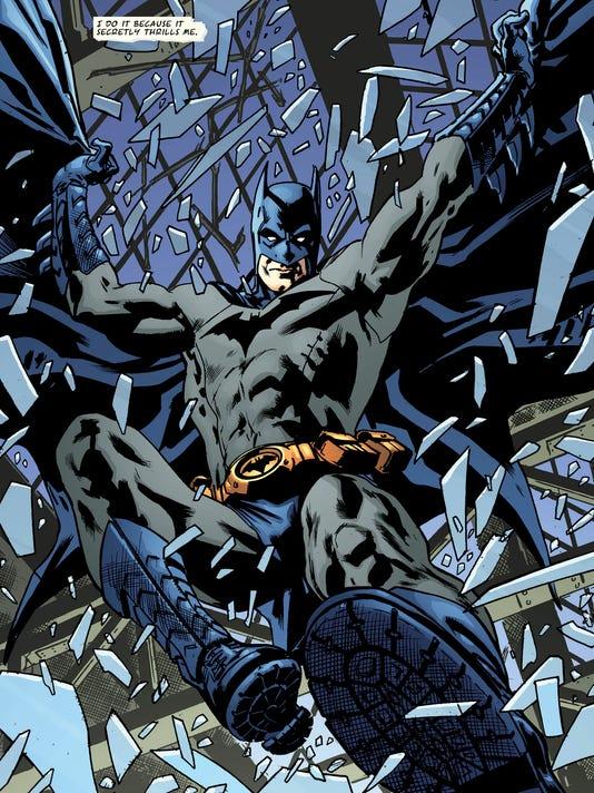 Meltzer Batman