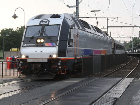 NJ Transit train file
