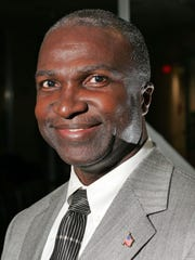 Plainfield Mayor Adrian Mapp supports a municipal ID card system.