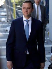Matt Mowers, a former New Jersey Gov. Chris Christie