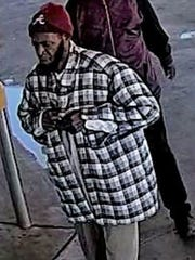Montgomery police are searching for a man in connection with a Capitol Heights house burglary earlier this month.