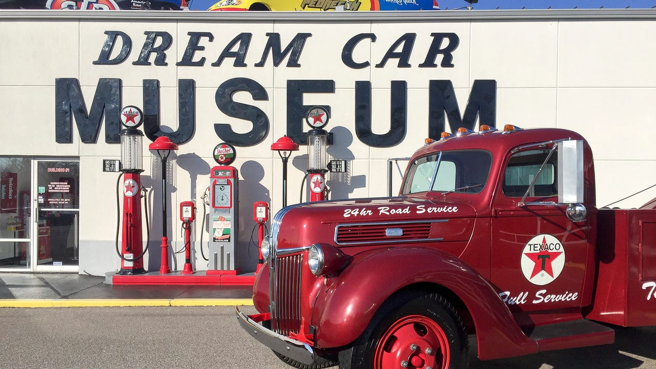 Margaret Herrmann, director of operations, describes what to expect when visiting Bennett's Dream Car Museum,including insight on how the museum came about.