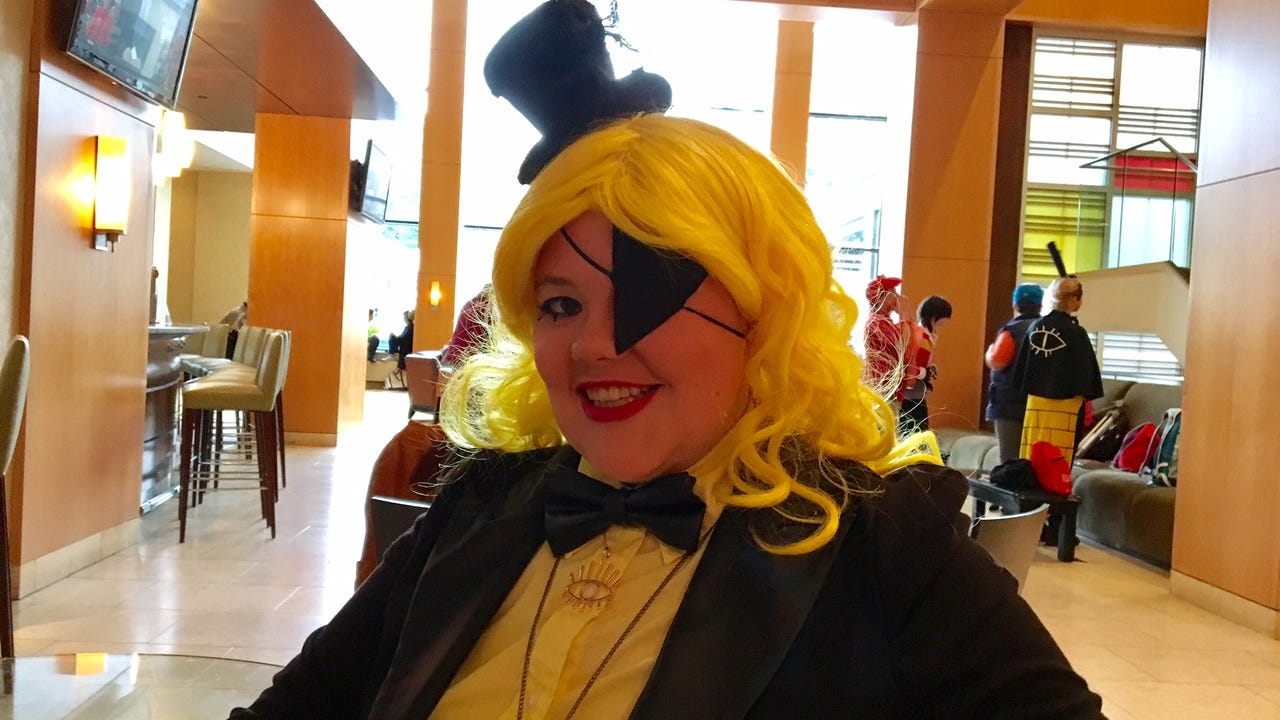 Watch: Cosplay fans flaunt alter egos at Derpycon 2017