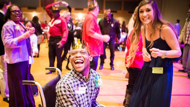Genesis Church has partnered with both the Tim Tebow Foundation and FSU Best Buddies to host the Night to Shine prom.