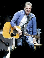 Eagles band member Glenn Frey performed at the Don