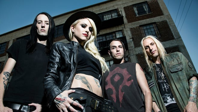 Stitched Up Heart performs this month at The Loft in Lansing