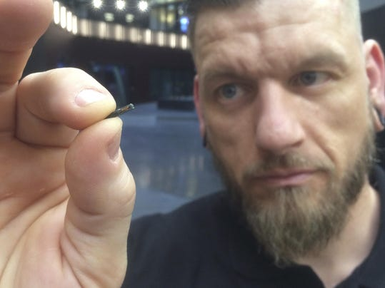 Sweden Microchip Implants