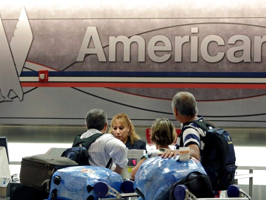 AP EARNS AMERICAN AIRLINES F USA FL