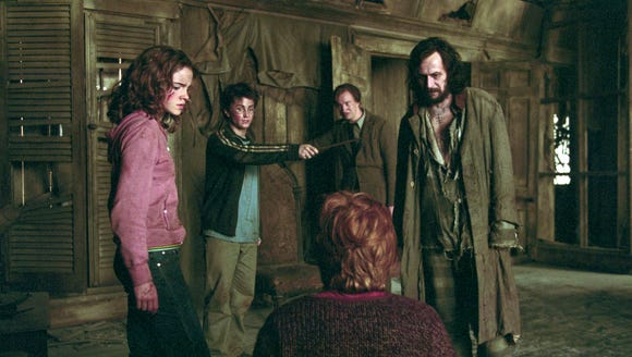 You remember Hermione's pink sweatshirt. Of course