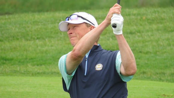 Pro Greg Baker of Rockaway River CC is among the contenders