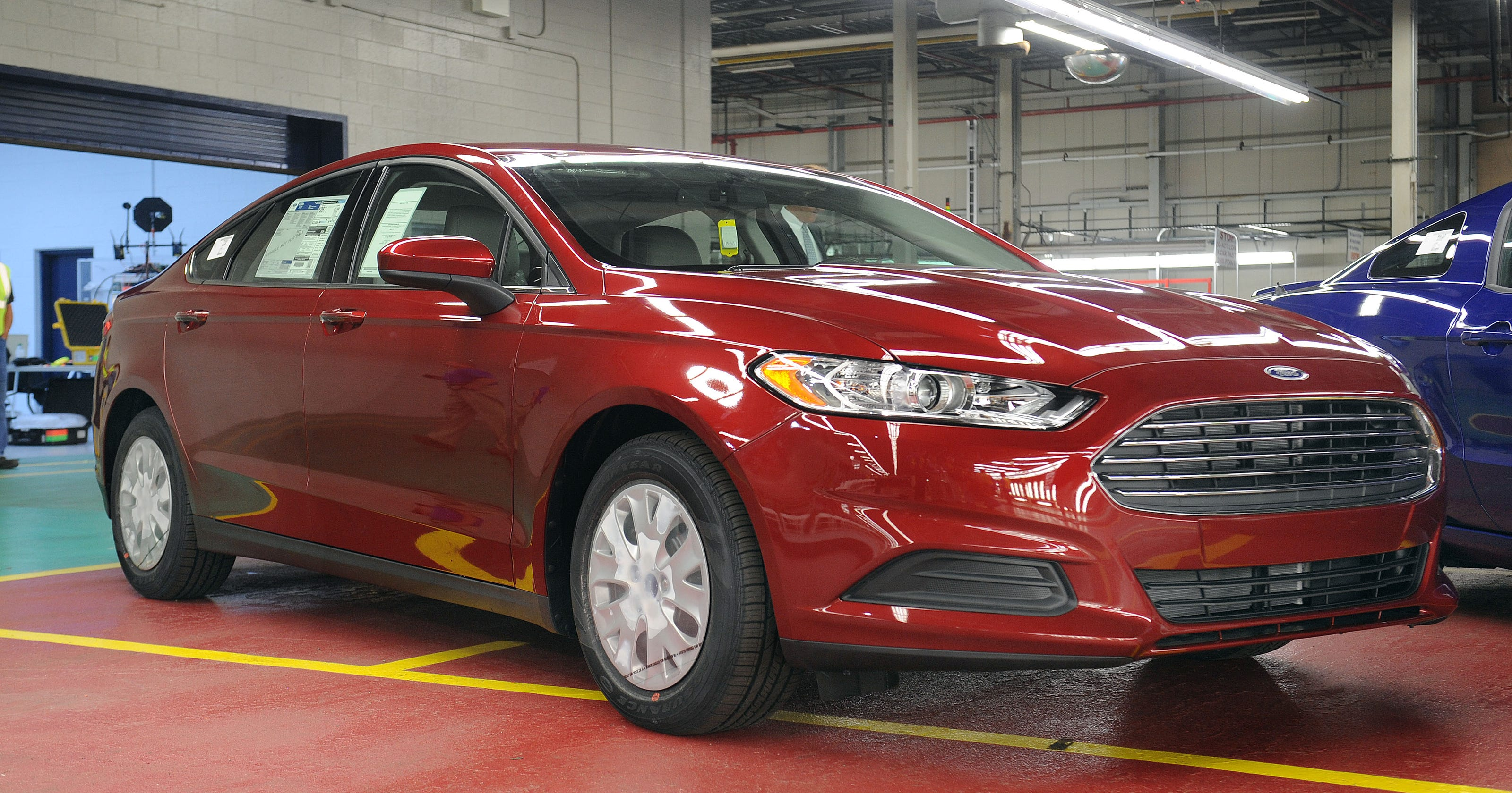 Ford recalls 390,000 cars for faulty door latches