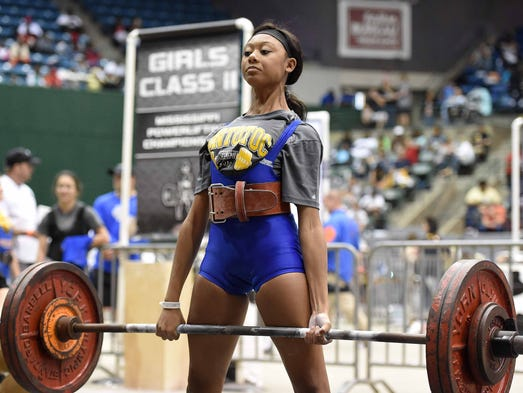 mhsaa powerlifting state championship results