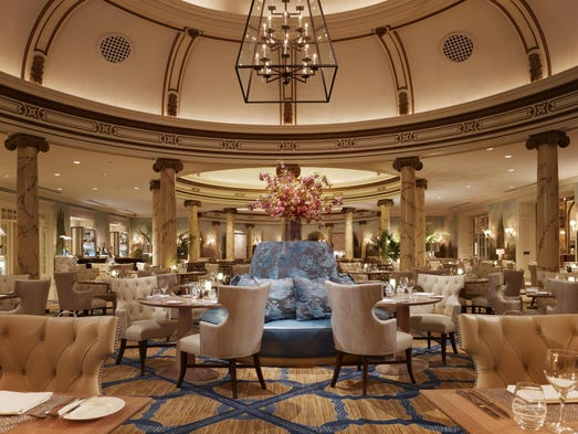 Fairmont San Francisco hosts an Afternoon Tea Service