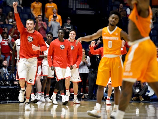 Rexrode: Tennessee men's basketball future bright, right ...