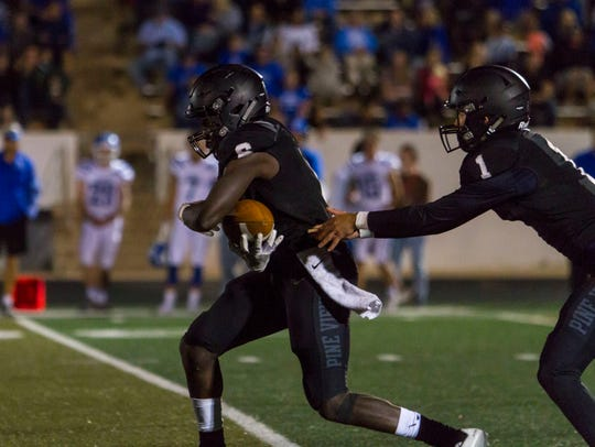 High School Football: Dixie at Pine View, Friday, September
