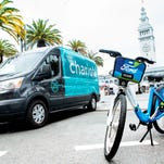 Ford buys shuttle van start-up as part of mobility push