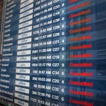 Storm fallout: Airline schedules recovering on Friday