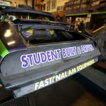 Jefferson students build cars for career tech education