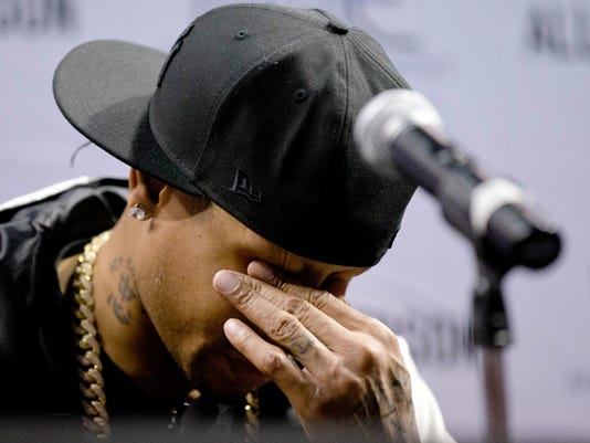 Allen Iverson on retirement: 'I don't regret anything'