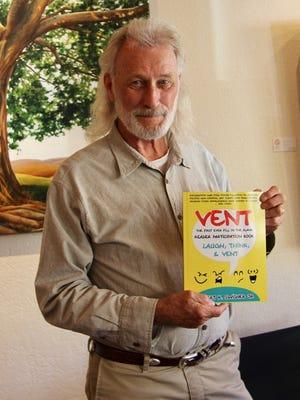 Author Robert K. Swisher Jr.