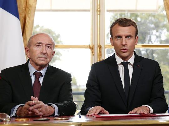 France Counterterrorism
