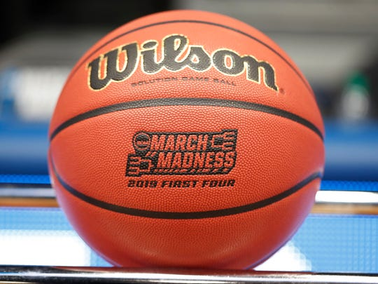 NCAA Basketball: NCAA Tournament-First Four Practice