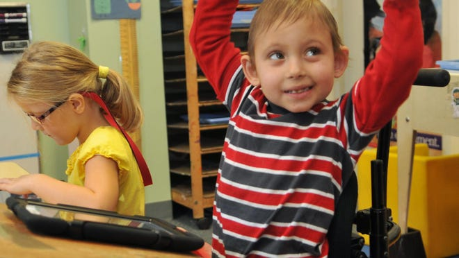 Space Coast Early Intervention Center is preschool for children with and without special needs. The center is having a conversation with Florida Tech about combining services to offer more options to families.