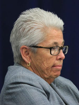 Carole Morris is the state monitor for Asbury Park schools.