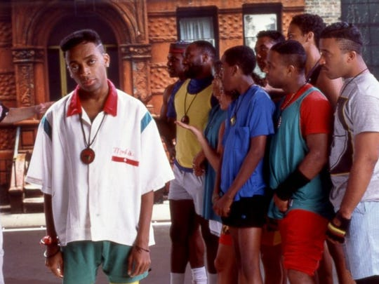 'Do the Right Thing'   It is, on the one hand, a quintessential