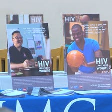 HIV Treatment Works campaign launches at United Medical Center in DC.