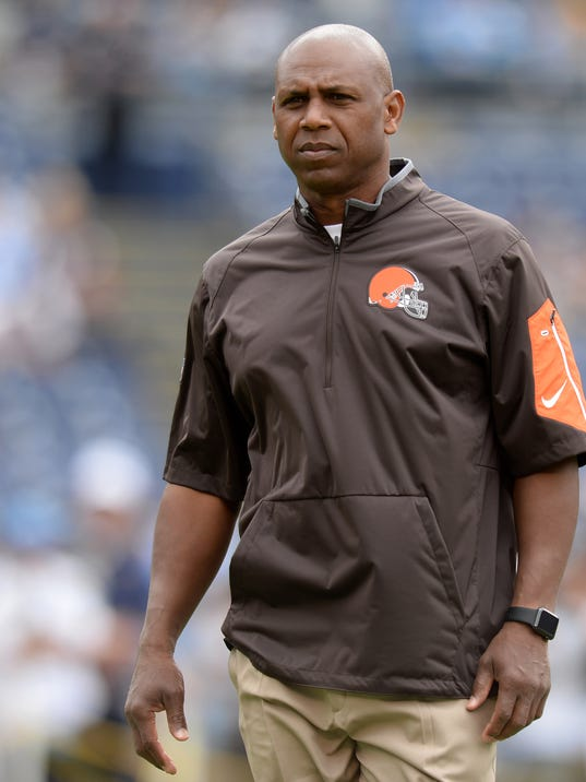 NFL: Cleveland Browns at San Diego Chargers