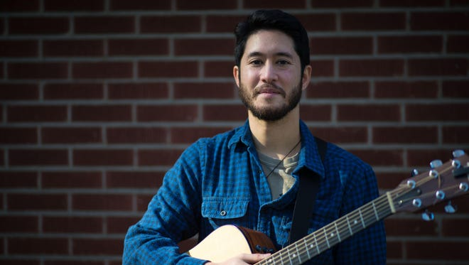 Ben Phan performs Saturday at the EcoVillage Song Common House.