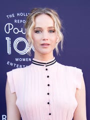 Jennifer Lawrence, seen here at 'The Hollywood Reporter's