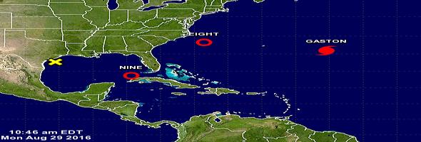 Will the coastal North Carolina storm impact NJ?