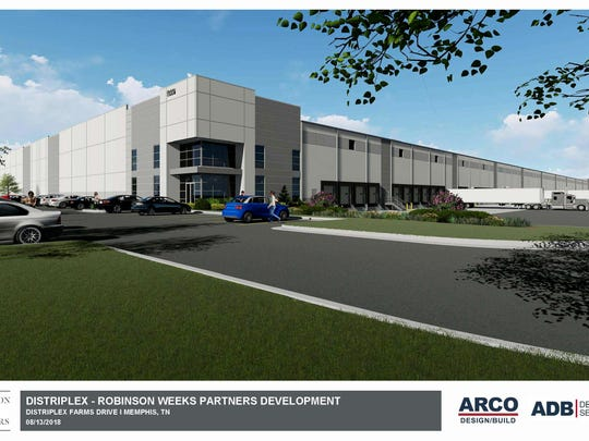 Georgia-based developer Robinson Weeks Partners announced in August 2018 that it would build Memphis' first speculative industrial development in decades.