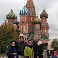 Arizona travelers feel welcome in Russia