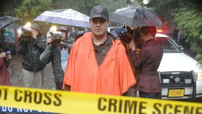 """Rainn Wilson stars as the unlikeable but brilliant  Det. Lt. Everett Backstrom in  """"Backstrom,"""" premiering Thursday on Fox."""