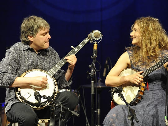 Bela Fleck and Abigail Washburn: Instrumental masters