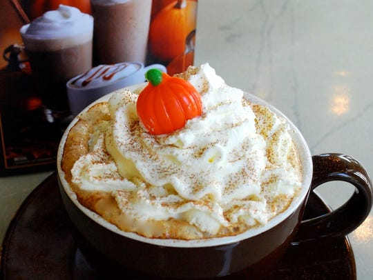 With the popularity of fall beverages came the trending