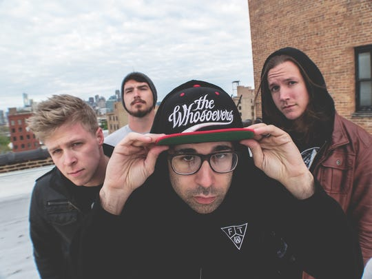 "Alt-metal band Islander, whose single ""Coconut Dracula'' has been getting heavy airplay on Razor 94.7, plays with Otherwise Saturday at The Watering Hole in Howard."