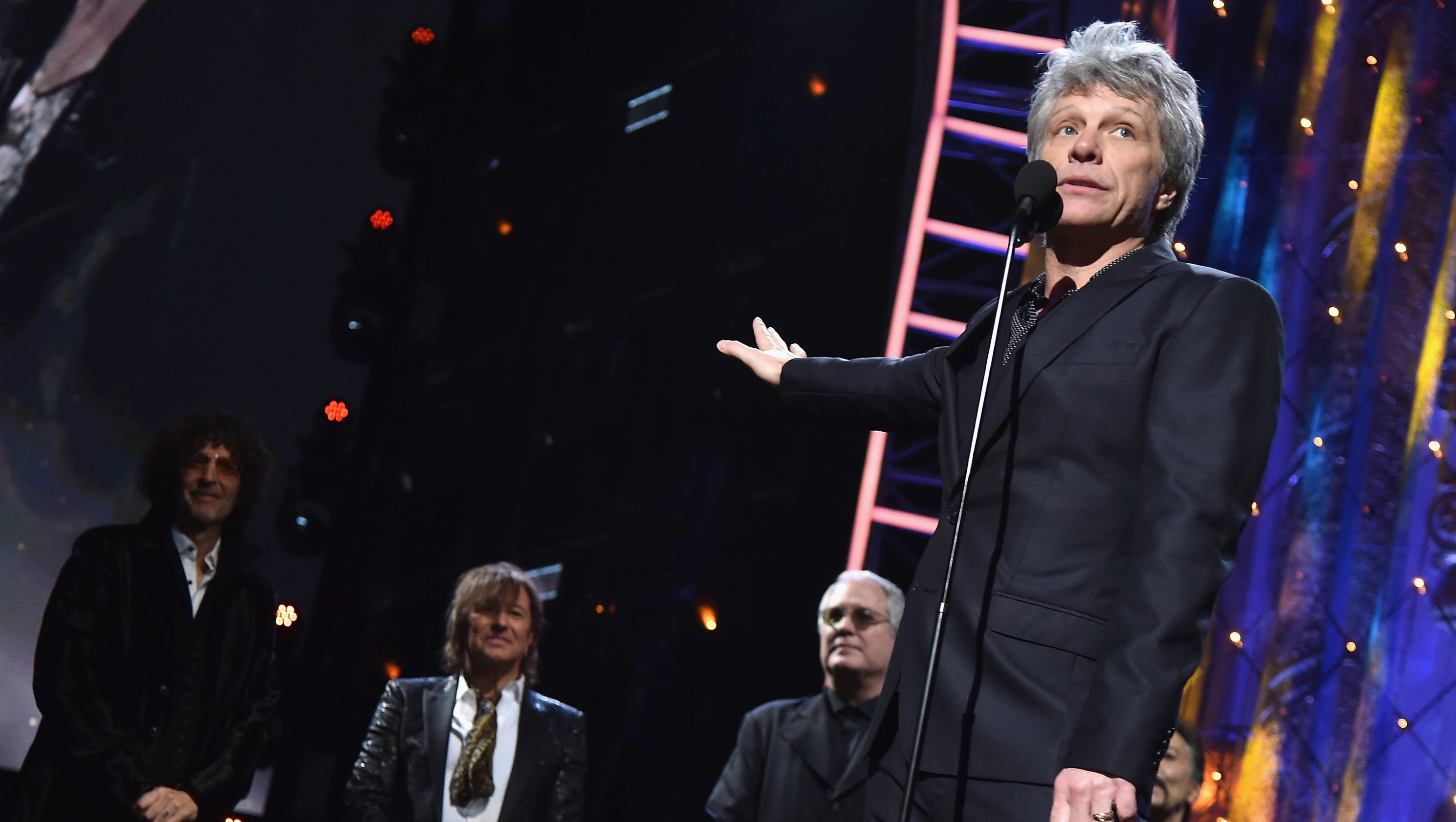 rock and roll hall of fame 2018 induction inside the ceremony