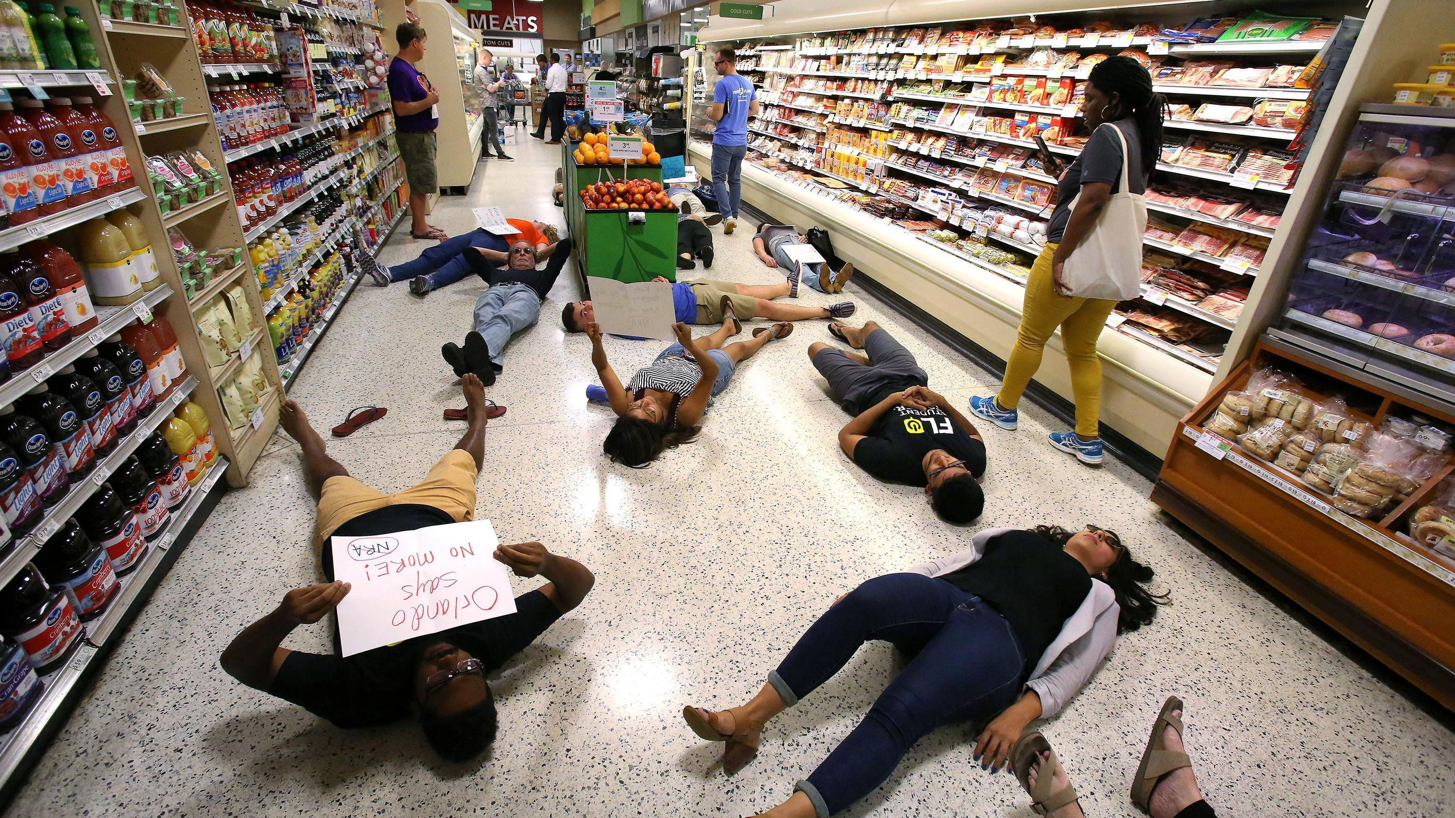 Publix Suspends Political Giving Amid Anti Nra Protest