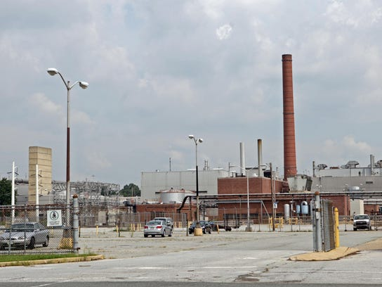 The old GM Boxwood plant that was scheduled to be the