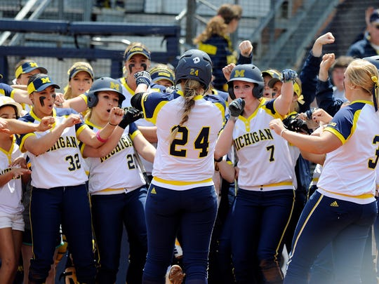 All Big Ten spring sports, including softball, will be shut down until May 4, the conference announced Friday.